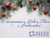 С наступающим Новым 2018 годом и Рождеством!